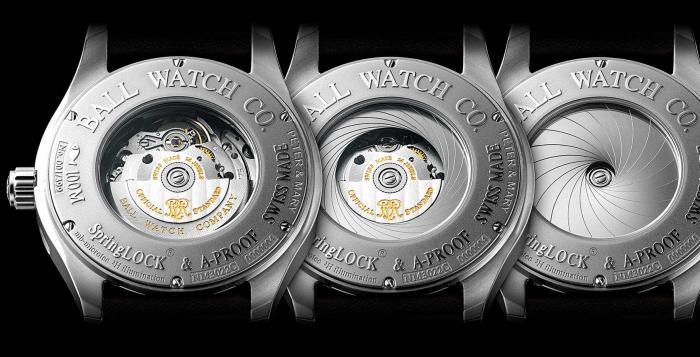 高防磁性能的手表怎样炼成的