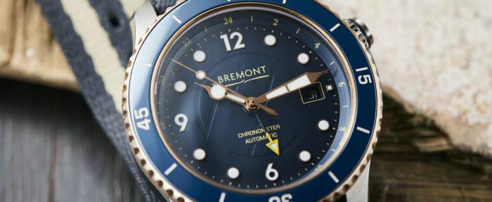 宝名Bremont Project Possible腕表——为冒险而生