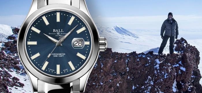 Ball波尔手表Engineer III Marvelight Chronometer 慈善特別版发布