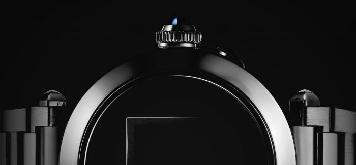 圆中见方,自有天地-卡地亚全新Pasha de Cartier腕表