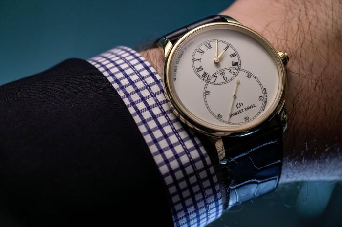 浅析几款优雅别致的小三针腕表!