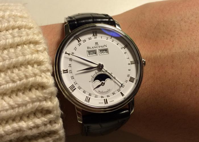 宝珀手表命名规则的门道!