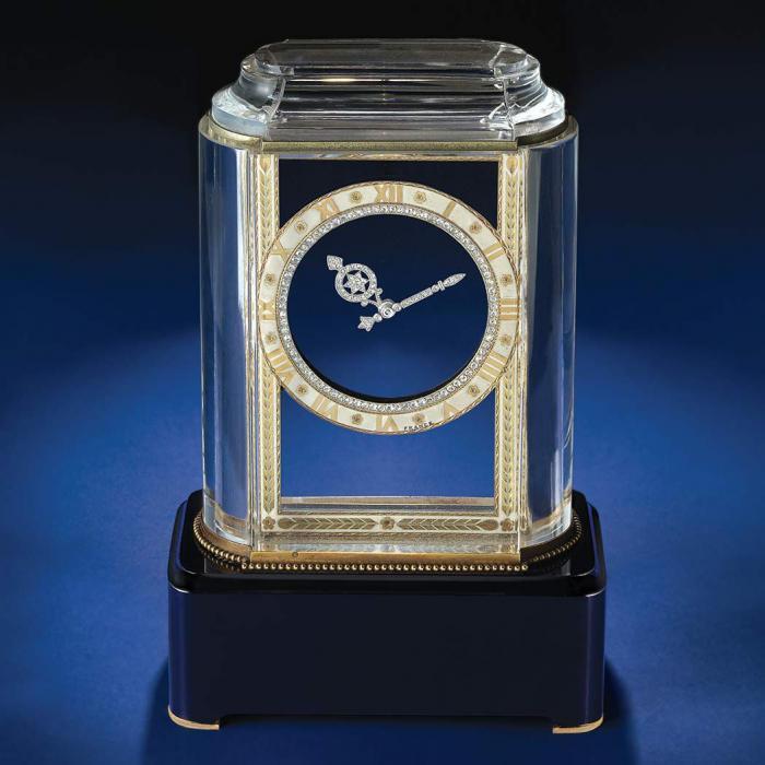 揭开卡地亚神秘时钟的传奇秘密
