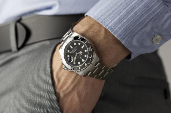 在手表的世界里, 根本没有最好,只有更好!