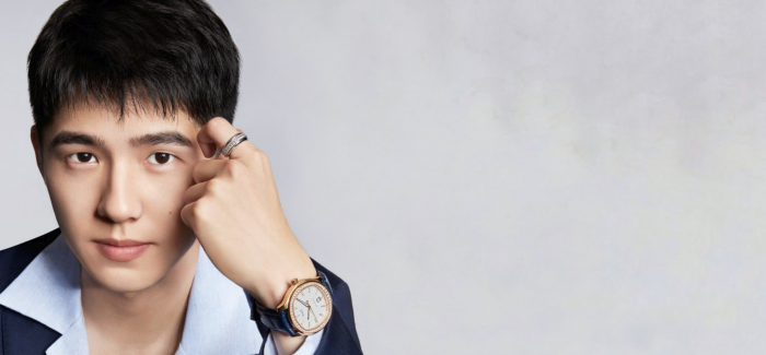 PIAGET伯爵正式宣布刘昊然成为最新品牌大使