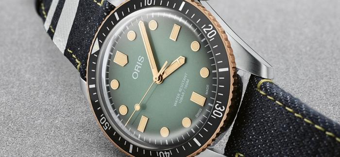 2020年五款最美绿色盘面腕表推荐