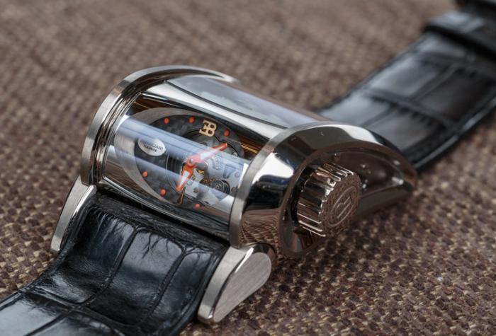 你见过这些设计新奇,造型可爱的手表吗?