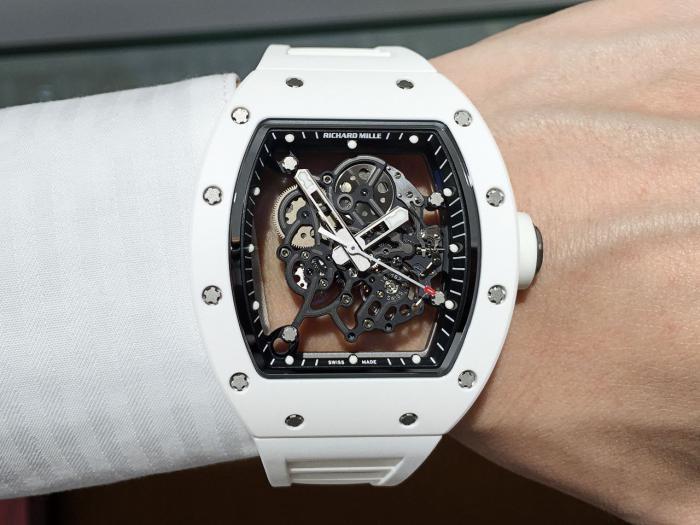理查德米尔手表为什么那么贵?