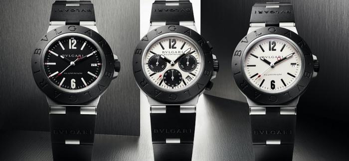 2020年日内瓦钟表日-BVLGARI宝格丽ALUMINIUM腕表