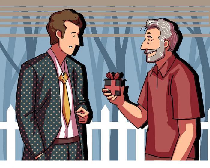 当老爸给你一只摩凡陀,你就被套牢了 丨 徐不工聊biao