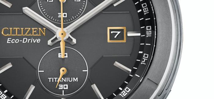 为纪念第一只钛金属腕表诞生50年,西铁城发布三枚超级钛装甲腕表