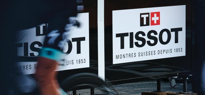 TISSOT天梭表推出2020年环法自行车赛特别款腕表