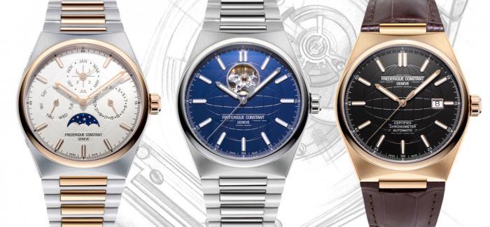 20年酝酿全新风貌,康斯登Highlife系列新款腕表