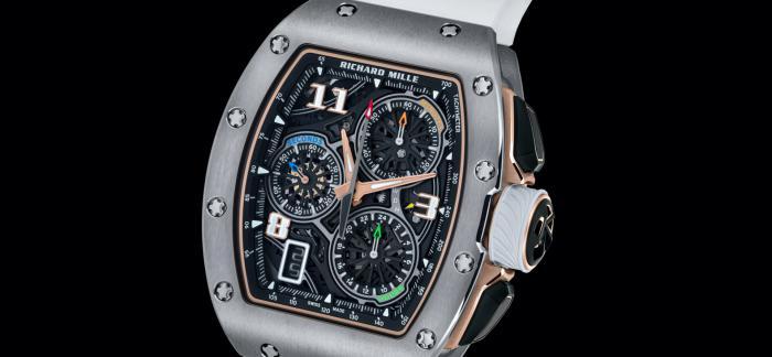 理查德·米尔推出RM 72-01 Lifestyle自产飞返计时码机芯腕表
