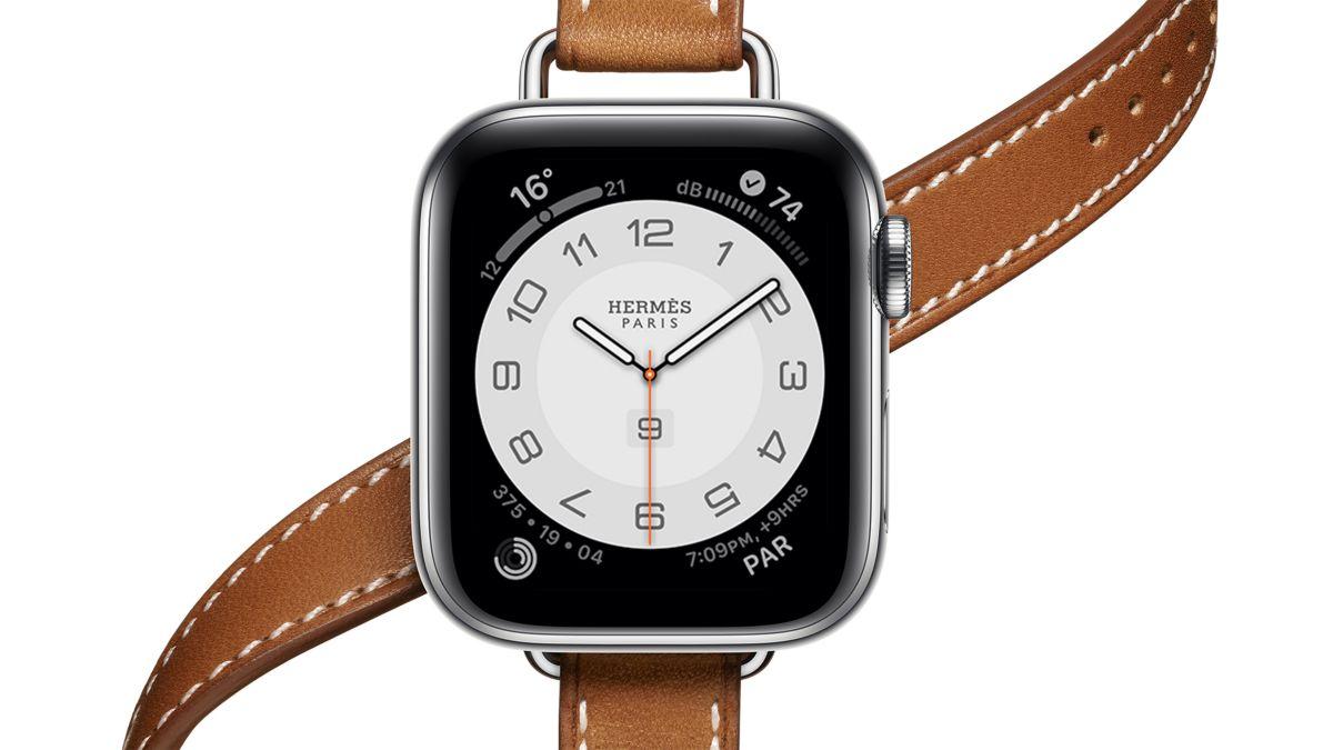 全新爱马仕Apple Watch Series 6 系列发布