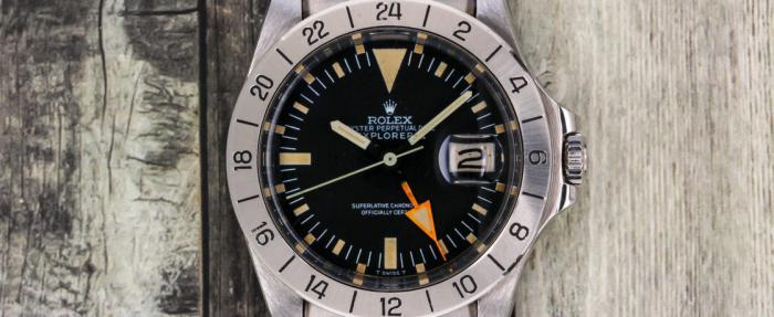 时光倒流:70年代诞生的豪华手表作品