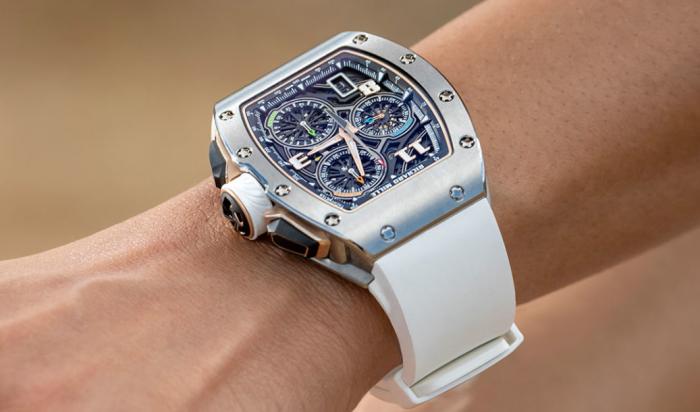 亿万富翁的手表,RICHARD MILLE终于推出了第一枚自产机心!