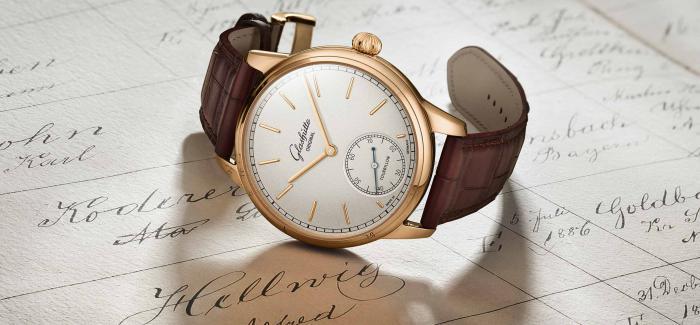 格拉苏蒂原创推出Alfred Helwig Tourbillon 1920阿尔弗雷德·海威格1920陀飞轮腕表