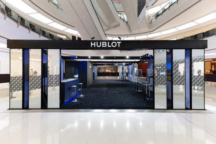 HUBLOT宇舶表40周年中国巡展沈阳站盛大开幕