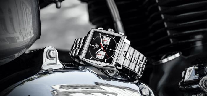 泰格豪雅推出搭载Heuer 02机芯的全新摩纳哥系列腕表