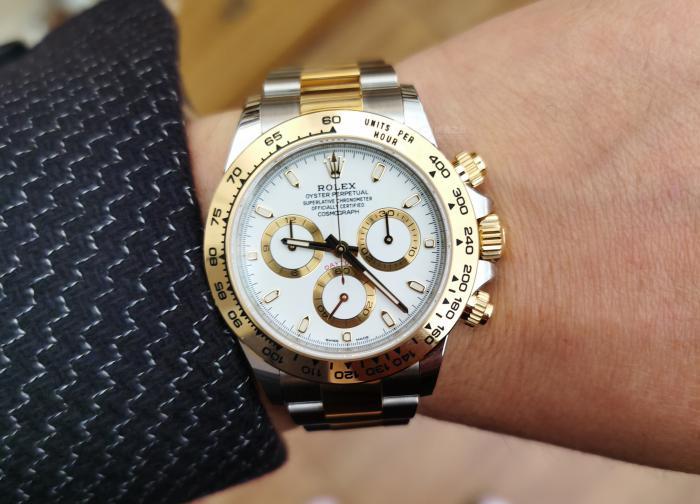 40岁的男人适合戴什么样的劳力士手表?