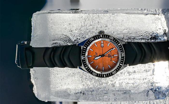 这是一只你戴上别人定会多看两眼的雪铁纳 DS SUPER PH500M 丨 大腕钟表新媒体