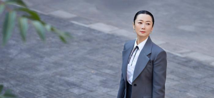 演员赵涛佩戴Chopard萧邦匠心杰作出席平遥国际电影展
