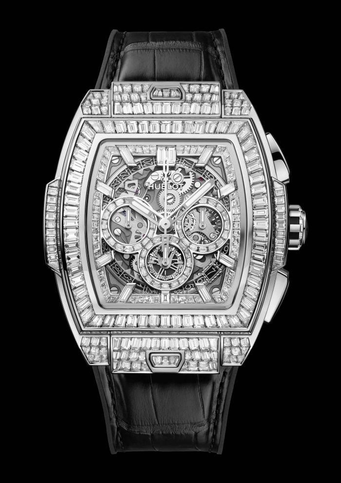 宇舶表推出全新高级珠宝腕表系列