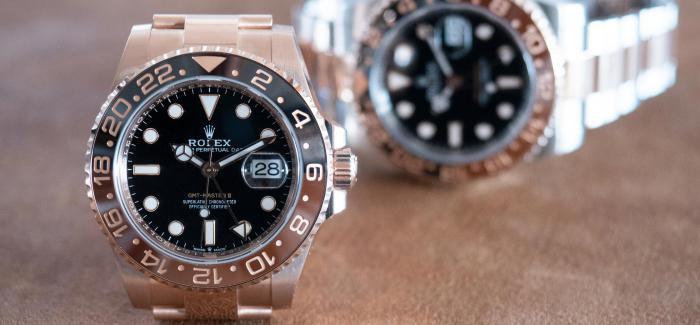劳力士GMT-MASTER II:全球最受好评的GMT腕表的演变