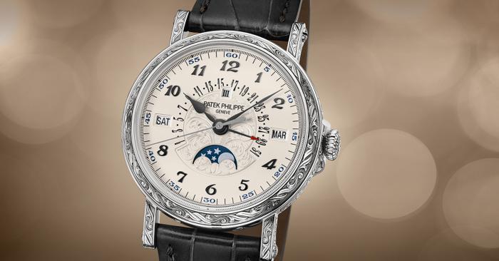 手表,是男人的第二张名片,戴手表不能含糊!