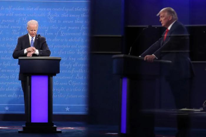 特朗普和拜登分别戴什么手表?谁喜欢劳力士?谁喜欢欧米茄?