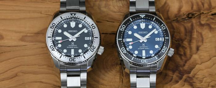 精工Prospex系列SPB185J1 & SPB187J1腕表——重绎经典