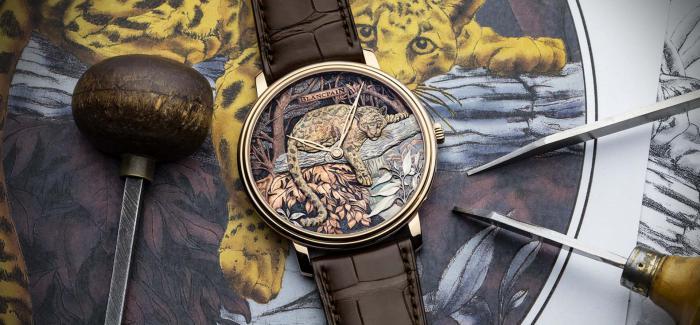 宝珀为台湾打造全球独卖工艺表款,台湾云豹现身Métiers d'Art独家订制腕表展