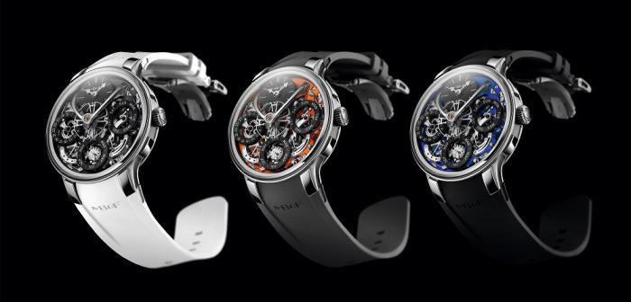 MB&F 推出 Legacy Machine Perpetual EVO 万年历腕表