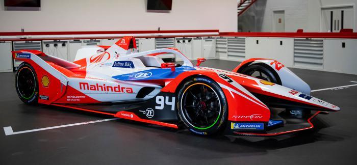 艾美表成为马恒达车队(Mahindra Racing)的官方时计赞助商