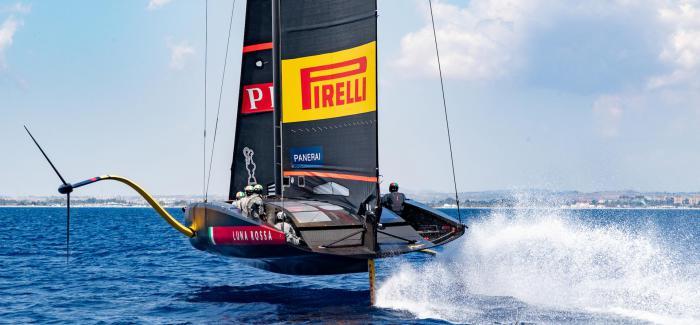 沛纳海荣膺PRADA杯 第36届美洲杯帆船赛挑战者选拔系列赛官方时计
