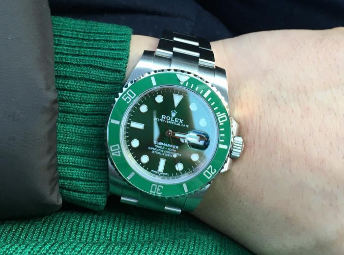 年轻人为什么更喜欢劳力士、欧米茄、爱彼等品牌的手表?