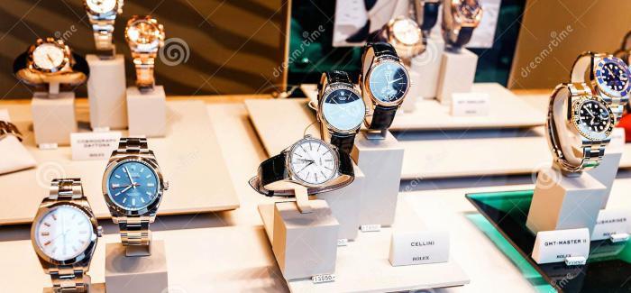 区块链技术提升瑞士手表的防伪可追溯性