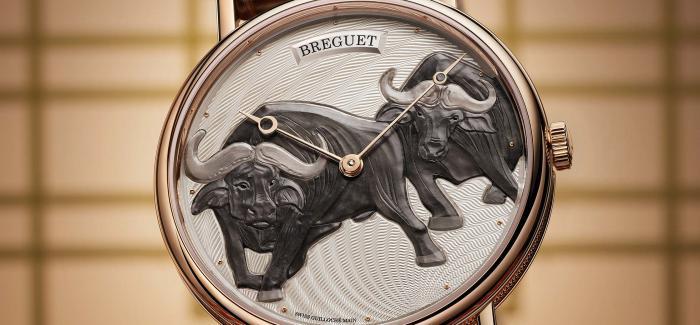 宝玑(Breguet)推出Classique经典系列7145辛丑年生肖腕表
