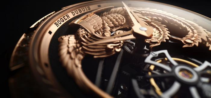罗杰杜彼推出新款Excalibur王者系列飞龙双陀腕表和凤舞单陀腕表
