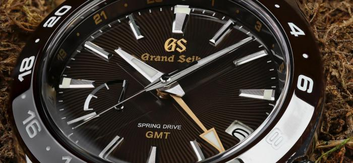 Grand Seiko推出SBGE263 GMT Spring Drive美国限量版手表