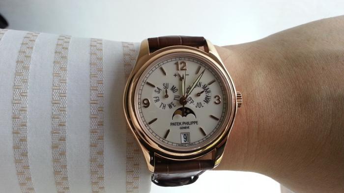 适合四十岁的男人的10个手表品牌都有哪些?