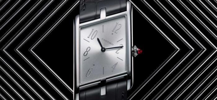 卡地亚手表的形状之美