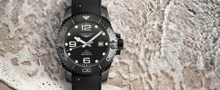 买就不怕cèi——3款迷人的酷黑陶瓷表