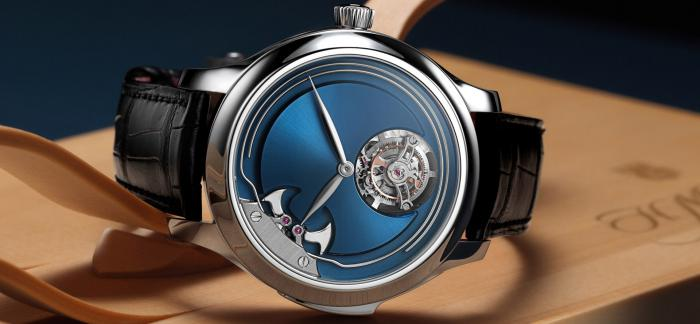 亨利慕时推出勇闯者系列三问陀飞轮概念腕表