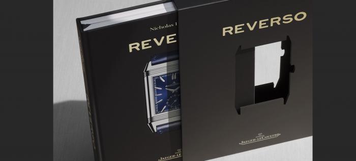 积家宣布出版全新著作:REVERSO 经典传奇 始于1931