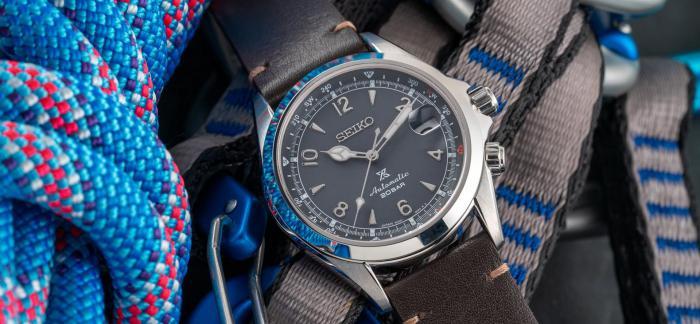 Seiko精工推出Prospex Alpinist SPB201J1日落山限量版腕表