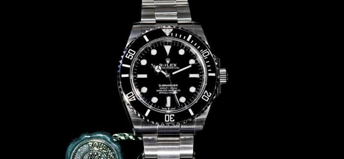 说说2020款Rolex劳力士Submariner124060