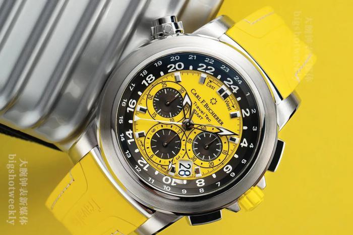 多彩的宝齐莱柏拉维腕表 丨 大腕钟表新媒体原创