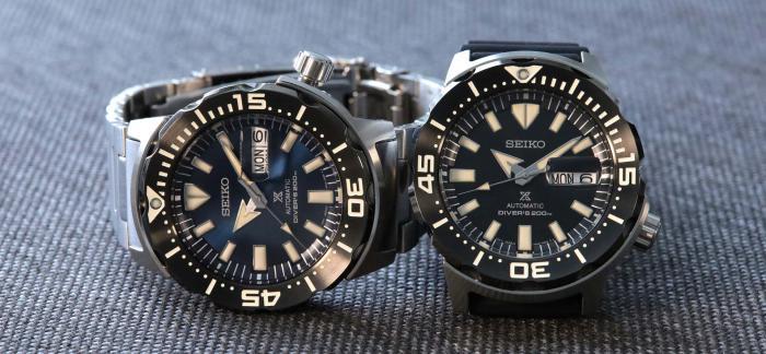 精工最超值的专业潜水表:Prospex SRPD25、SRPD27